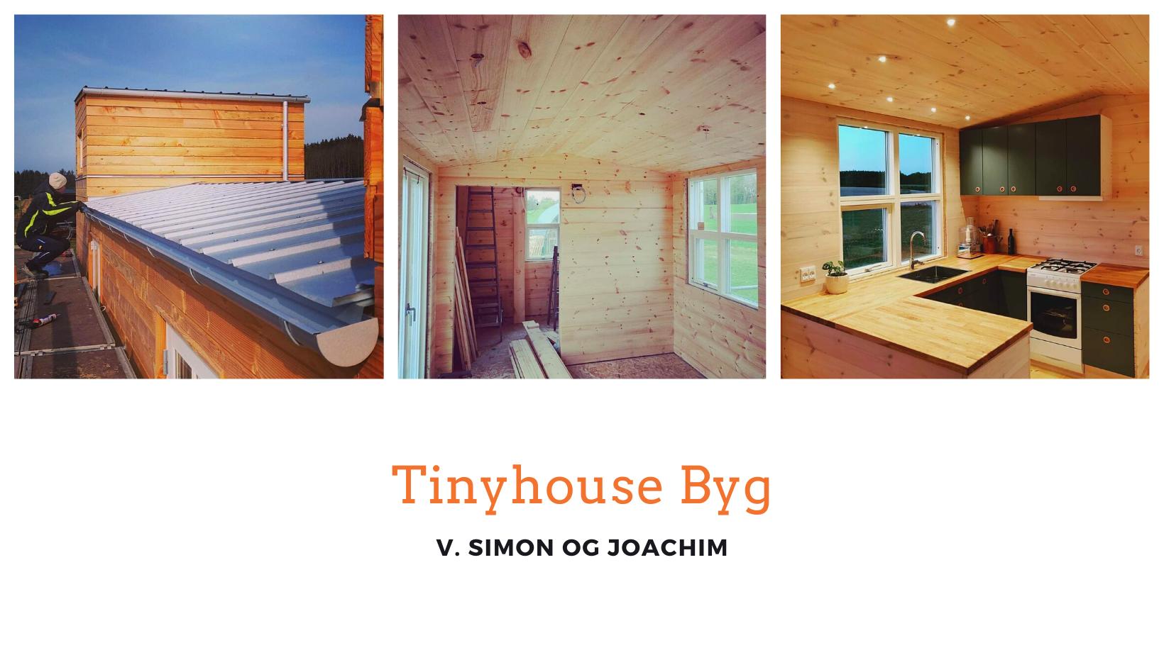 Tinyhouse, tinyhouse selvbyg, køb tinyhouse, salg tinyhouse